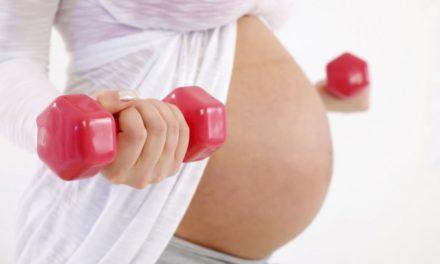 Edzés várandósság alatt