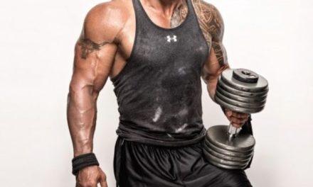 """Dwayne """"The Rock"""" Johnson edzésterv – 1. és 5. nap: láb"""