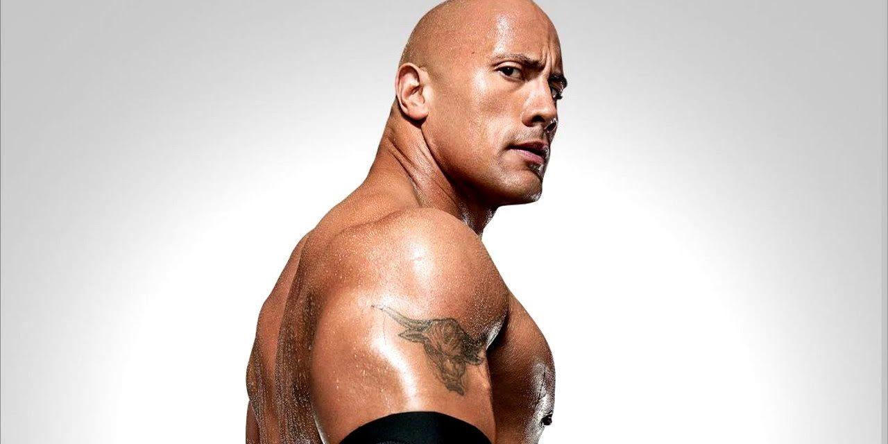 "Dwayne ""The Rock"" Johnson edzésterv – 2. nap: hát"