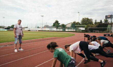 Kitüntették a budafoki atlétika atyját
