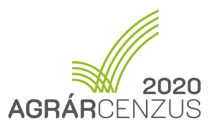 Folytatódik a KSH mezőgazdasági összeírása, az Agrárcenzus 2020