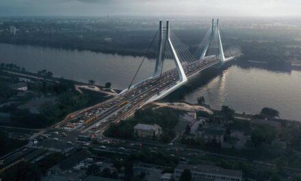 Indul az új Duna-híd villamosvonalának tervezése