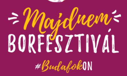 Elhalasztják a Majdnem Borfesztivál BudafokON-t!