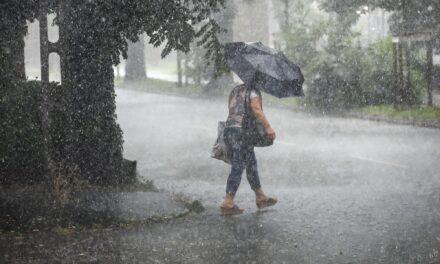 Ma akkora eső lesz, hogy még figyelmeztetést is kiadtak