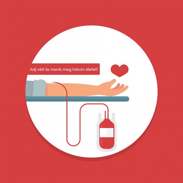 Szombaton véradás a Camponában: ha megteheted, adj te is vért