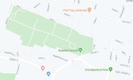 Forgalomkorlátozások a temetők környékén