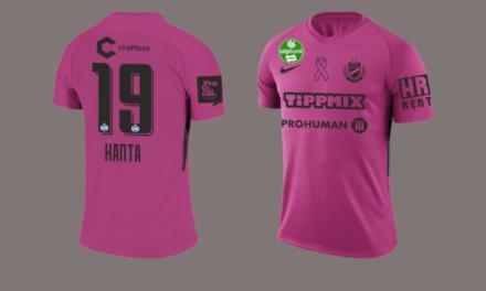 Az MTK ellen játszik péntek este BMTE – az MTK-sok rózsaszínben lépnek a pályára