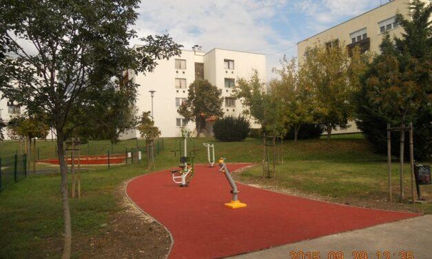 Elmarad az Arany János-lakótelepi futókör építése