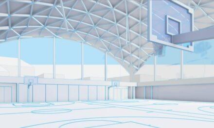 Kosárlabdacsarnok Budafokon