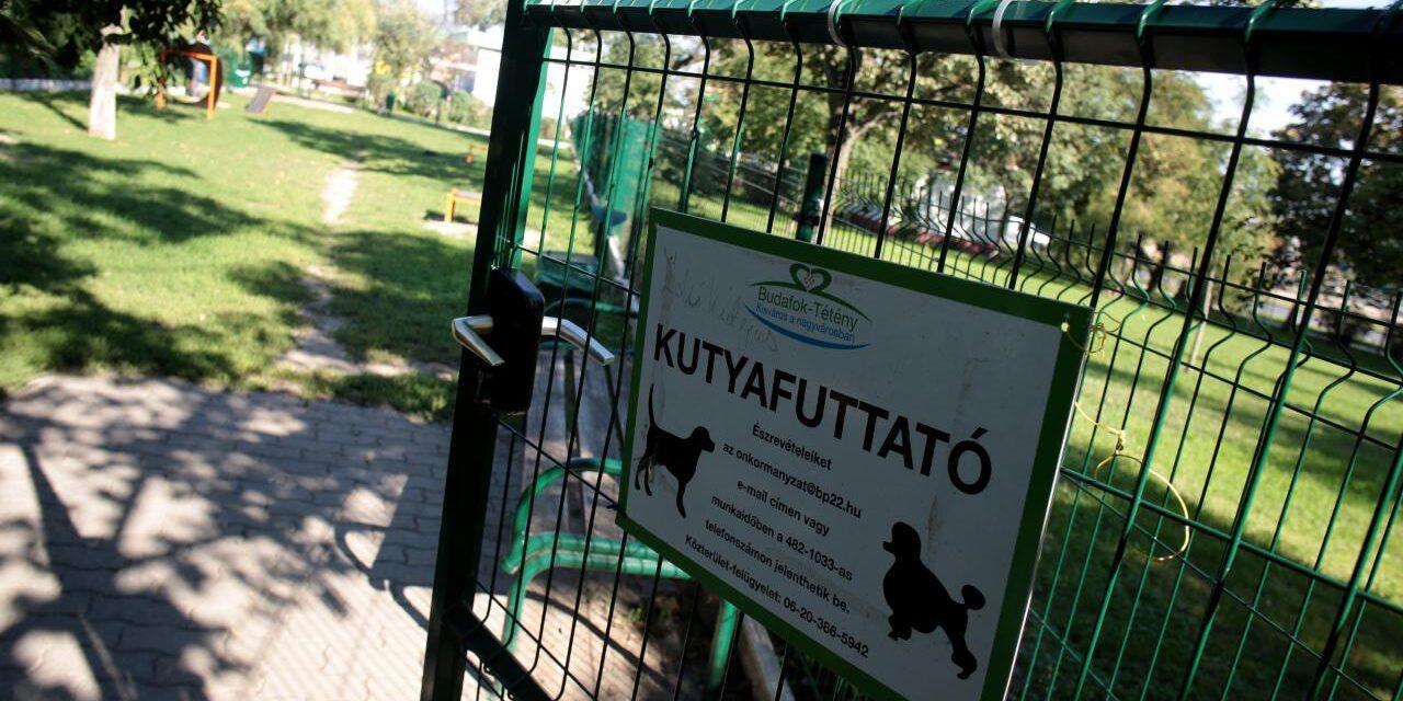 Újabb kutyafuttató épülhet a kerületben