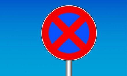 Megállási tilalom a Rákóczi úton