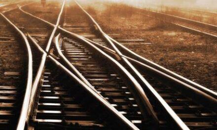 Gázolt a vonat a Dózsa György úti átjárónál