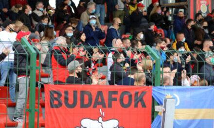BMTE: a szombati meccsre már nem adnak el több jegyet