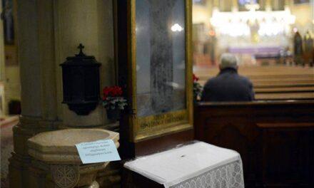Koronavírus: református istentisztelet nem lesz, de a katolikus miséket még megtartják