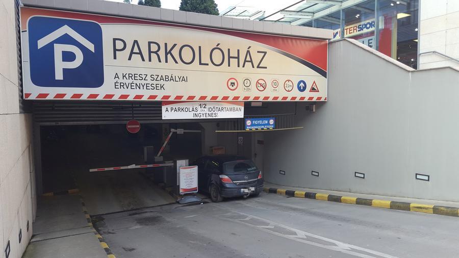 Parkolási káosz: éjjel legyenek ingyenesek az állami intézmények és az áruházak parkolói!