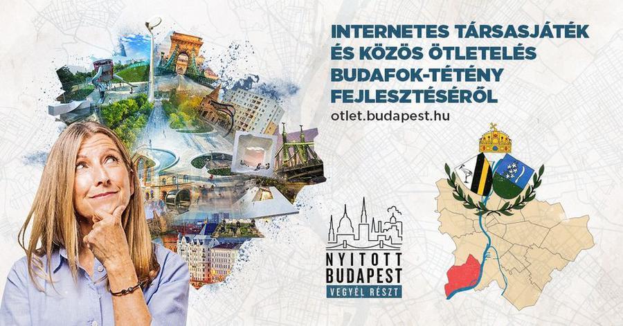 Naptárba vele: közös online ötletelés Budafok-Tétény fejlesztéséről