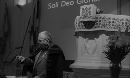 Elhunyt Nagy Péter nyugalmazott lelkipásztor, kerületünk díszpolgára