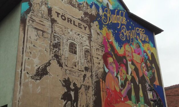 Pályázatot ír ki az önkormányzat a budafoki tűzfalak díszítő festésére