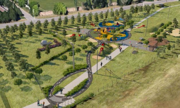 Megérkeztek a Tétény-rét Családi park tervei