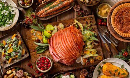 Ízletes karácsonyi ünnepeket kívánunk
