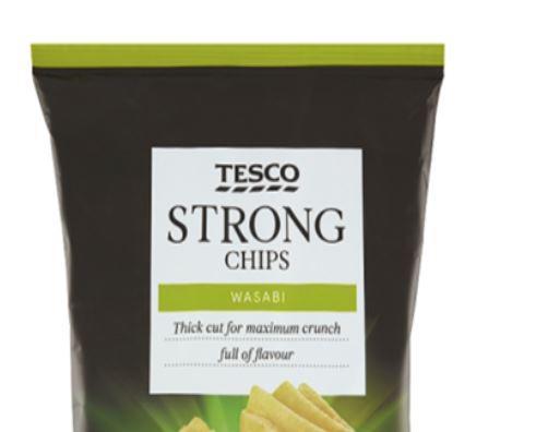 Vettél ilyen Tesco chipset mostanában? Akkor ne edd meg!