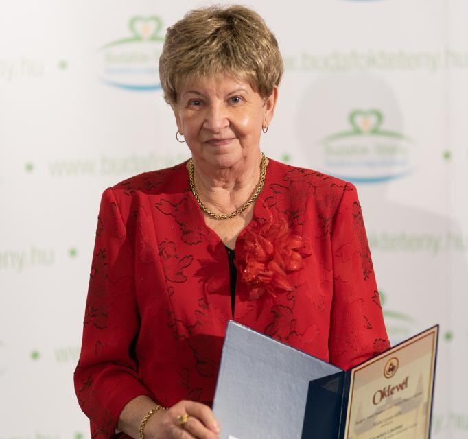 Elhunyt Kovacsics Lászlóné, a Nagytétényi Nyugdíjas Klub vezetője
