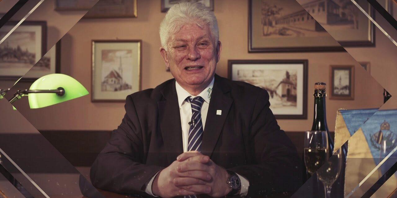 Évértékelő interjút adott Karsay Ferenc polgármester
