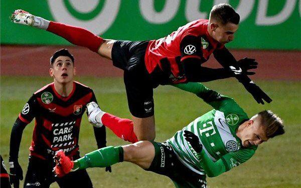 Gyorshír, fotóval: a Ferencváros simán, 3-0-ra nyert a Budafok otthonában