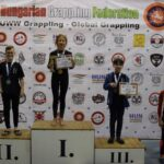 Szalay Petra két bajnoki címmel gazdagodott a hétvégén