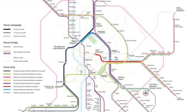 """""""Felszíni metróval"""" kerülnénk ki a Budafok-tétényi dugókat"""