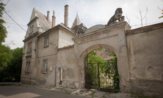 Küzdelem a Czuba-villa felújításáért