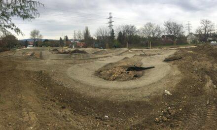 Hamarosan elkészülhet az Elágazás park